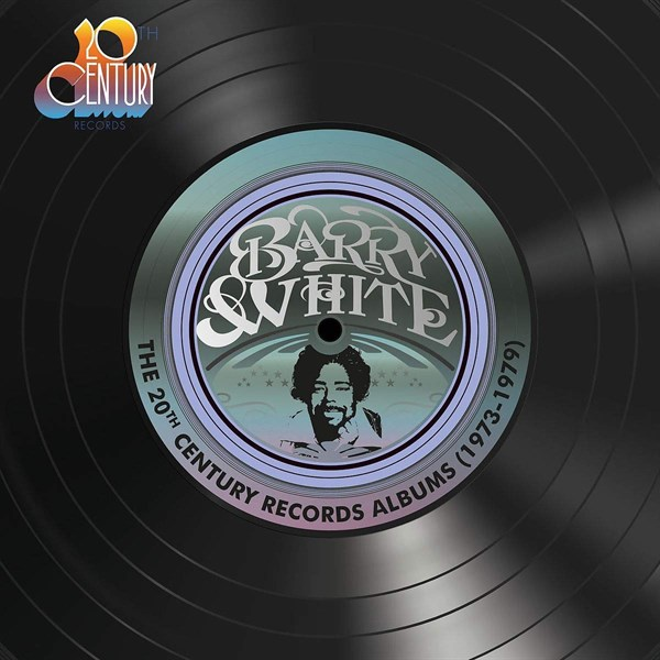 BARRY WHITE - THE 20th CENTURY RECORDS ALBUMS (1973/1979) BOX SET