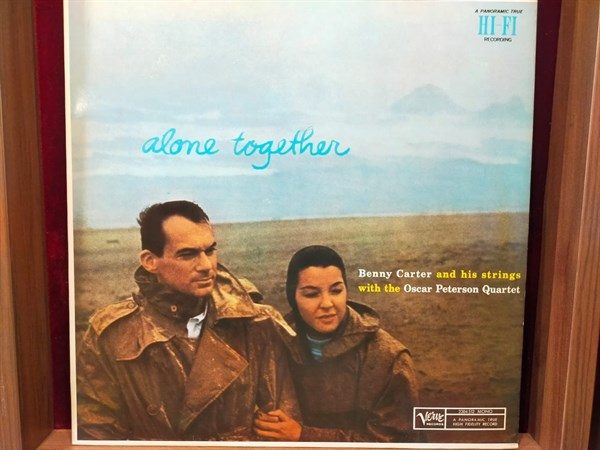 BENNY CARTER & HIS STRINGS - ALONE TOGETHER
