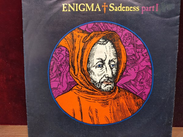 ENIGMA - SADNESS PART I (RADIO EDIT) / SADNESS PART I (MEDITATION MIX)