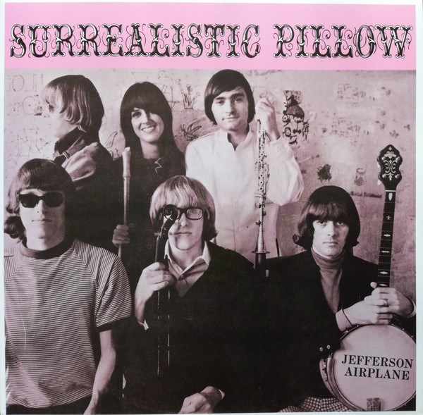 JEFFERSON AIRPLANE - SURRESALISTIC PILLOW