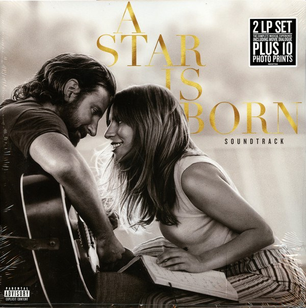 LADY GAGA, BRADLEY COOPER - A STAR IS BORN - ORIGINAL MOTION PICTURE SOUNDTRACK