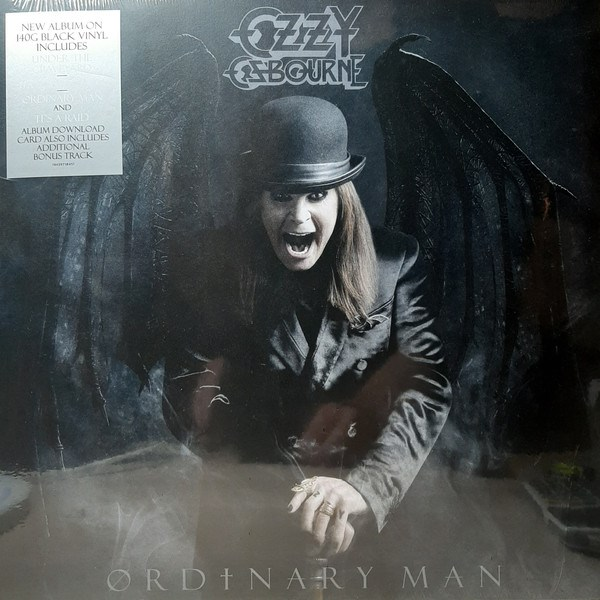 OZZY OZBOURNE - ORDINARY MAN