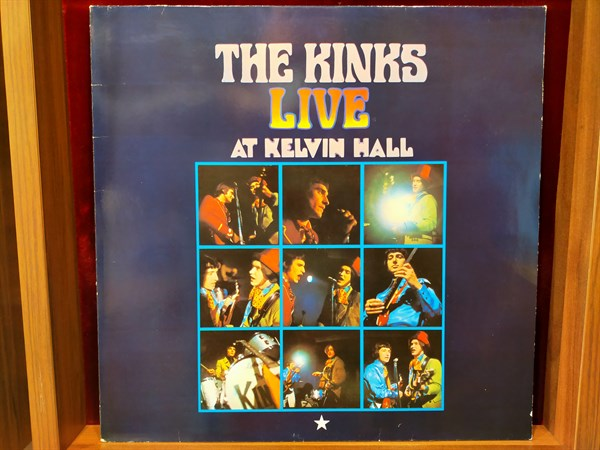 THE KINKS - LIVE AT KELVIN HALL