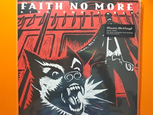 Faith No More ‎– King For A Day Fool For A Lifetime