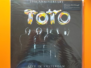Toto ‎– 25th Anniversary (Live In Amsterdam)