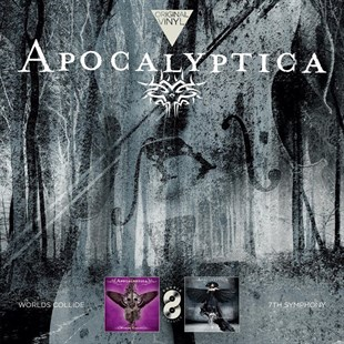 APOCALYPTICA - WORLDS COLLIDE / 7TH SYMPHONY