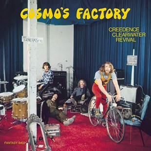 CREEDENCE CLEARWATER REVIVAL - COSMOS FACTORY
