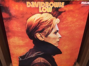 DAVID BOWIE - LOW (İKİNCİ EL)