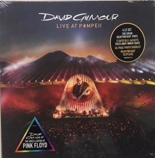 DAVID GILMOUR - LIVE AT POMPEII