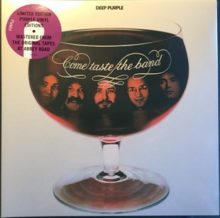 DEEP PURPLE - COME TASTE THE BAND (AMBALAJINDA)
