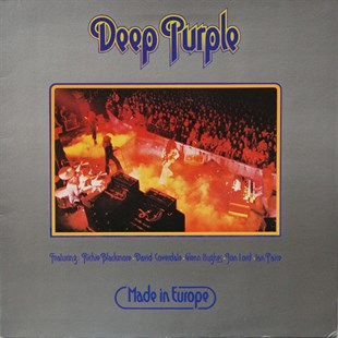 DEEP PURPLE - MADE IN EUROPE (AMBALAJINDA)