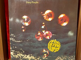 Deep Purple ‎– Who Do We Think We Are