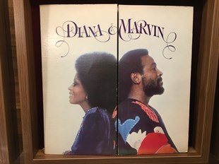 DIANA ROSS / MARVIN GAYE - DIANA & MARVIN