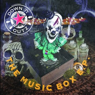 DOWNN OUTZ - THE MUSIC BOX (12 E.P.)