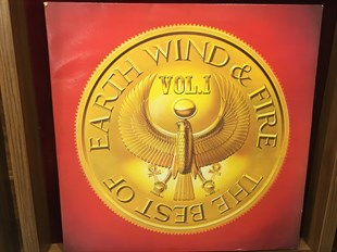 EARTH, WIND & FIRE - THE BEST OF EARTH WIND & FIRE VOL.1