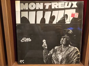 ELLA FITZGERALD - AT THE MONTREUX JAZZ FESTIVAL 1975