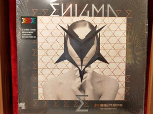 Enigma ‎– Love Sensuality Devotion (The Greatest Hits)