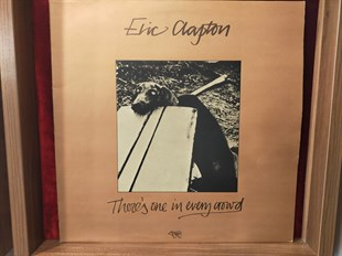 ERIC CLAPTON - THERES ONE IN EVERY CROWD