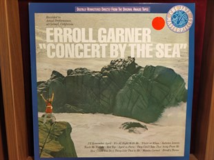 ERROLL GARNER - THE CONCERT BY THE SEA