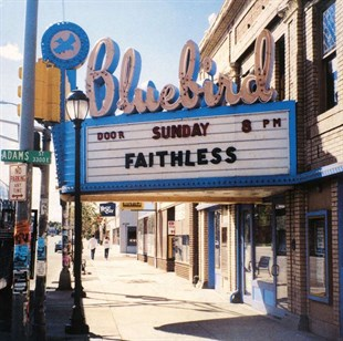 FAITHLESS - SUNDAY 8 PM