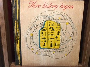 GEORGE DELERUE / HALIM EL DABE - HERE HISTROY BEGAN (PYRAMIDS AND SPHINX -SOUND AND LIGHT)