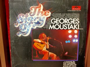GEORGES MOUSTAKI - THE STORY OF GEORGES MOUSTAKI