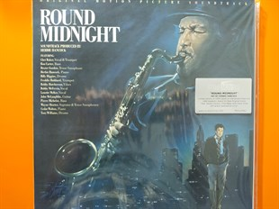 Herbie Hancock ‎– Round Midnight (Original Motion Picture Soundtrack)
