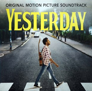 Himesh Patel, Daniel Pemberton, Lily James ‎– Yesterday (Original Motion Picture Soundtrack)