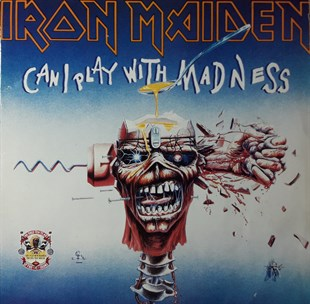 IROM MAIDEN - CAN I PLAY WITH MADNESS / THE EVIL THAT MEN DO (THE FIRST TEN YEARS SERIES)