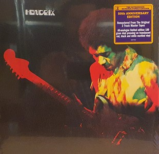JIMI HENDRIX - BAND OF GYPSYS (50th ANNIVERSARY EDITION)