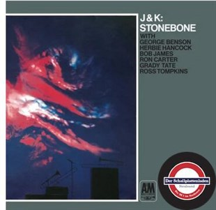 J&K STONEBONE - WITH HERBIE HANCOCK, GEORGE BENSON, BOB JAMES, RON CARTER, GRADY TATE, ROSS TOMPKINS
