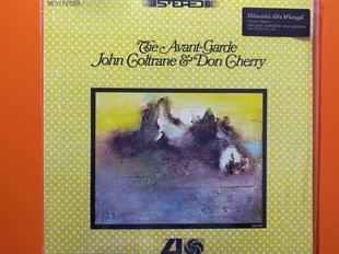 John Coltrane & Don Cherry ‎– The Avant-Garde