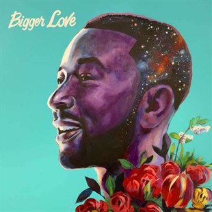 John Legend ‎– Bigger Love