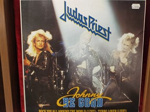 Judas Priest - Johnny Be Good