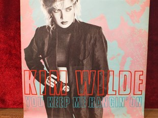 KIM WILDE - YOU KEPP ME HANGIN ON / LOVING YOU