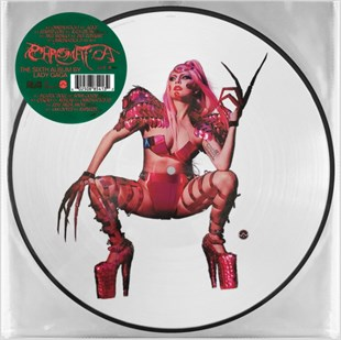 LADY GAGA - CHROMATICA (PICTURE DISC)
