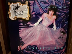 LINDA RONSTADT & THE NELSON RIDDLE ORCHESTRA - WHATS NEW