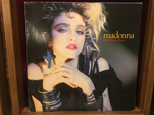 MADONNA - THE FIRST ALBUM