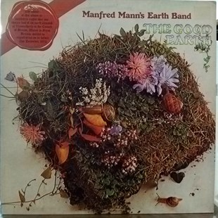 MANFRED MANNS EARH BAND - THE GOOD EARTH