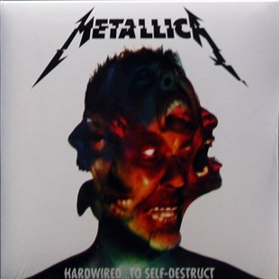 METALLICA - HARDWIRED...TO SELF-DESTRUCT - 2CD EDITION