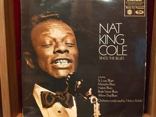 NAT KING COLE - SINGS THE BLUES