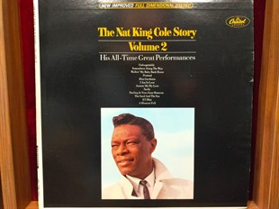 NAT KING COLE - THE NAT KING COLE STORY VOLUME 2