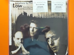 Philip Glass From The Music Of David Bowie & Brian Eno ‎–