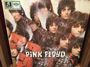 PINK FLOYD - THE PIPER AT THE GATES OF DAWN  (İKİNCİ EL)