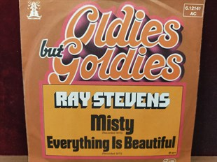 RAY STEVENS - MISTY / EVERYTHING IS BEAUTIFUL