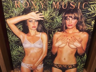 ROXY MUSIC - COUNTRY LIFE (İKİNCİ EL)