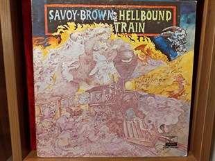 Savoy Brown ‎– Hellbound Train