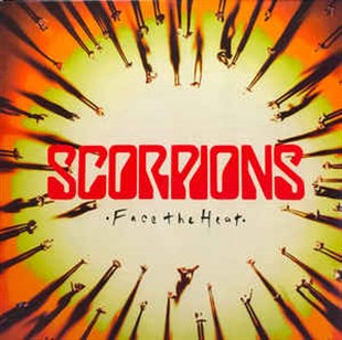 SCORPIONS - FACE THE HEAT (AMBALAJINDA)