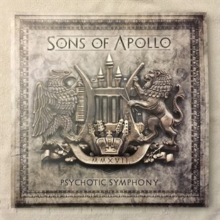 Sons Of Apollo ‎– Psychotic Symphony