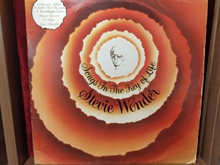 Stevie Wonder ‎– Songs In The Key Of Life